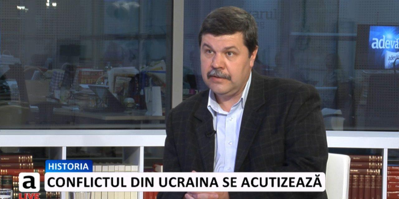 Conflictul din Ucraina sub lupa analiștilor