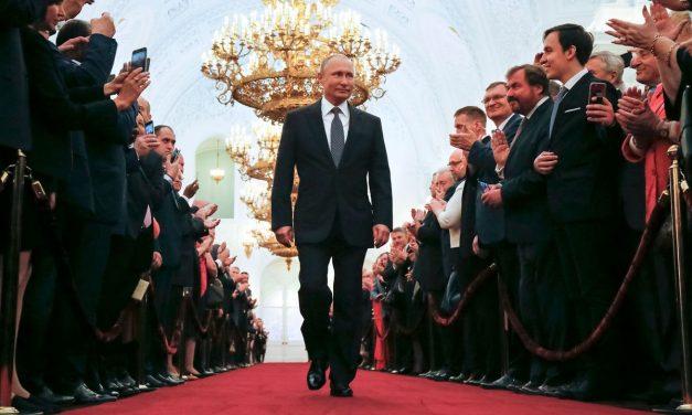 Colonelul Vladimir Vladimirovici Putin…alesul, aleşilor (1)*