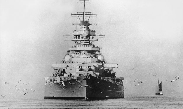 """Dezbatere """"Historia"""" la Adevărul Live:  Epopeea cuirasatului Bismarck. Triumf şi tragedie"""