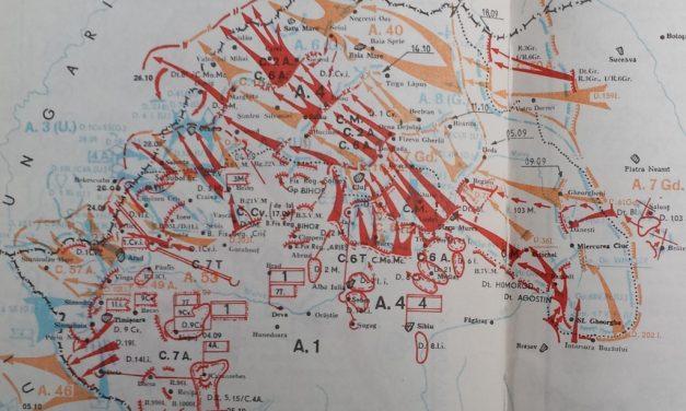 Lecţiile anului 1944 supuse analizei
