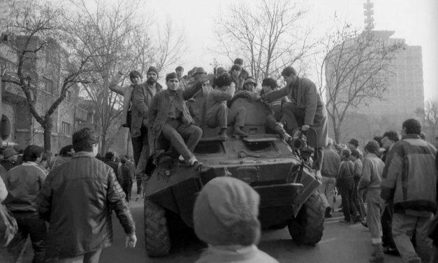 Un sfert de veac de la Revoluția Română din Decembrie 1989