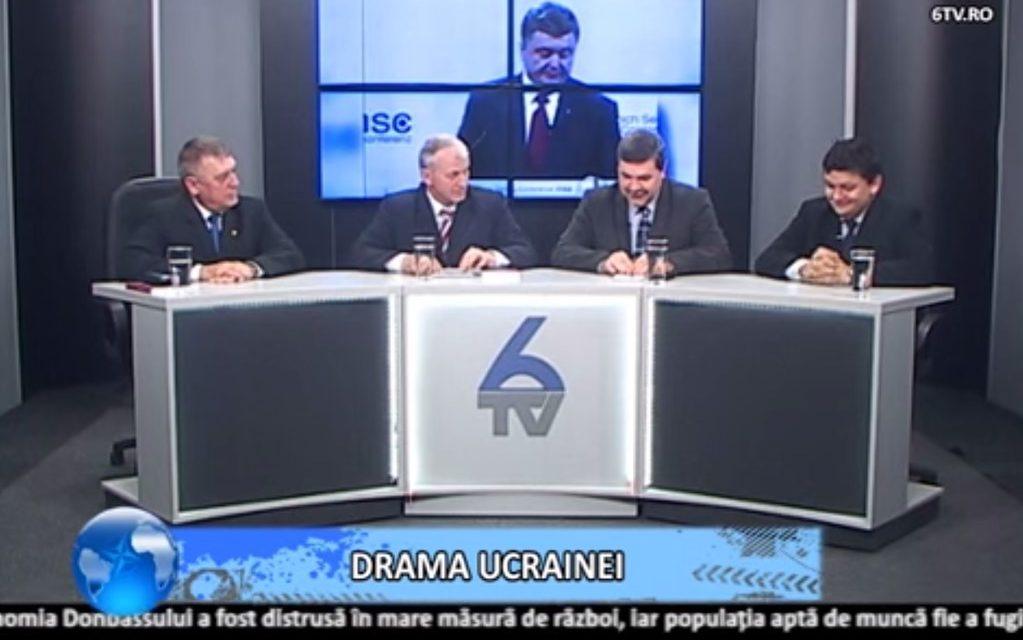 Ucraina versus Rusia, conflictul care macină liniștea Europei