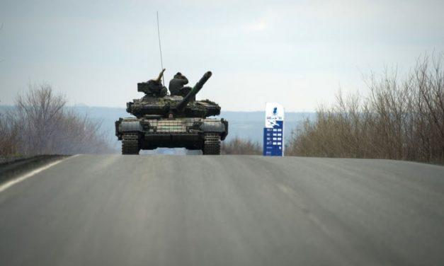 Războiul de la granițele României