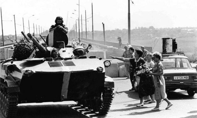 Transnistria: Cum s-a ajuns la conflict si ce vrea Moscova
