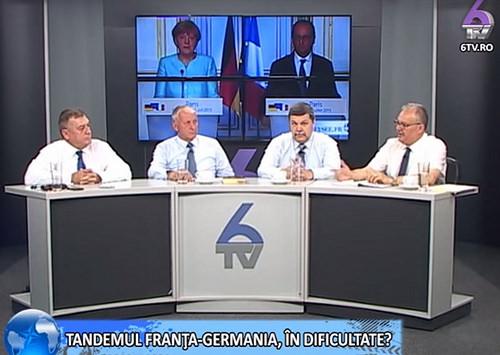 Tandemul Franța-Germania, în dificultate?