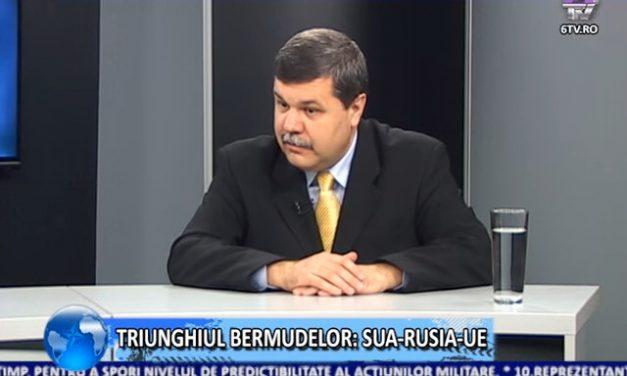 Triunghiul Bermudelor: SUA-Rusia-UE