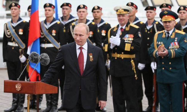 Putin și granițele istorice românești