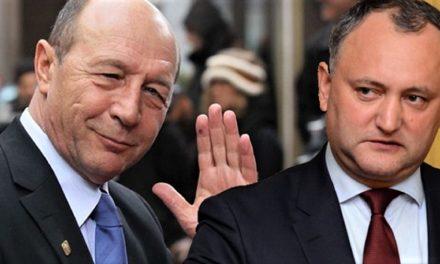 Dodon – Băsescu, un război politic pe placul Kremlinului?