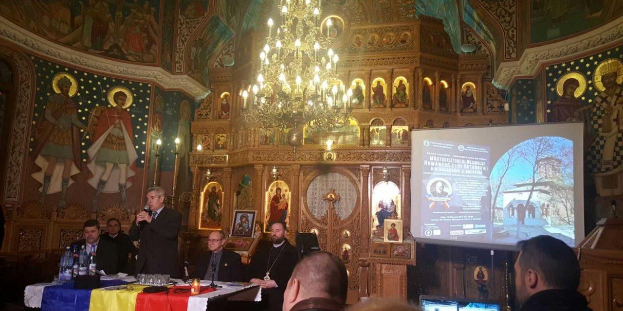 Mărturisitori ai neamului românesc și ai ortodoxiei din Basarabia și Bucovina. Preotul Vasile Țepordei