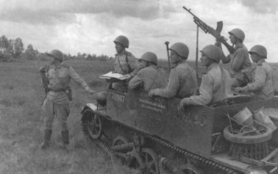 """When dawn came, they…weren't sleeping. """"The Soviet Preemptive Strike""""  and the German reply of June 22, 1941 (1)"""