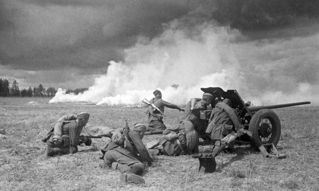 "When dawn came, they…weren't sleeping. ""The Soviet Preemptive Strike""  and the German reply of June 22, 1941 (2)"