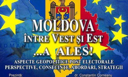 """""""Moldova între Vest și Est…a ALES!"""""""