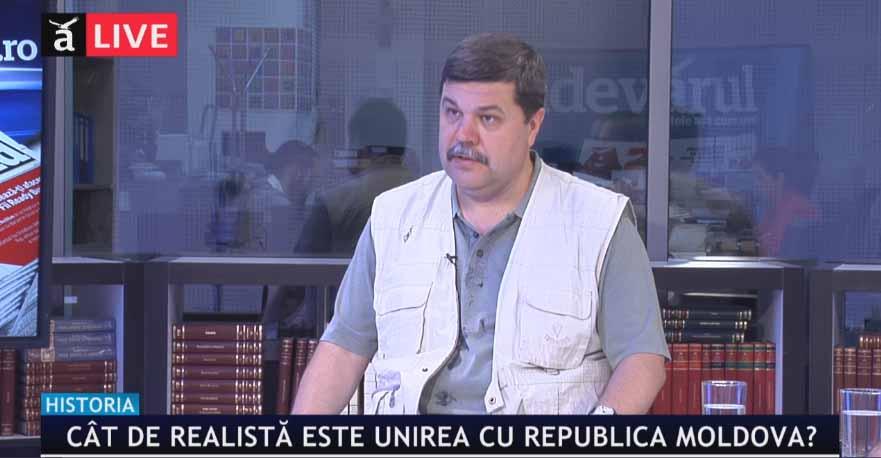 """Dezbatere """"Historia"""": Cât de realistă este unirea cu Republica Moldova? Se poate repeta 1918?"""