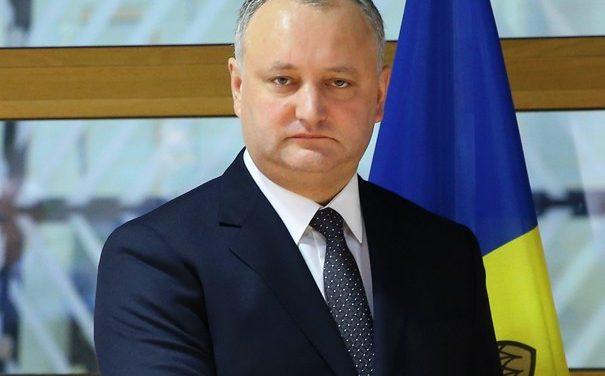 Suspendarea lui Dodon, o soluţie pentru salvarea viitorului european al Republicii Moldova?
