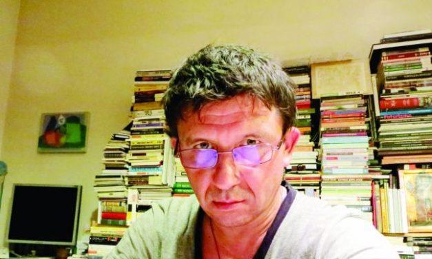 """""""Arta zidește sau reface armonia lumii"""" – Interviu cu Vladimir Bulat"""