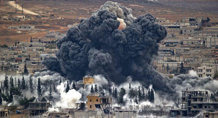 Rusia bombardează în Siria. A răsturnat Putin situaţia în favoarea sa?
