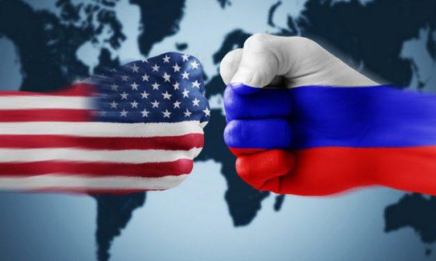Tensiunea crește între SUA și Rusia