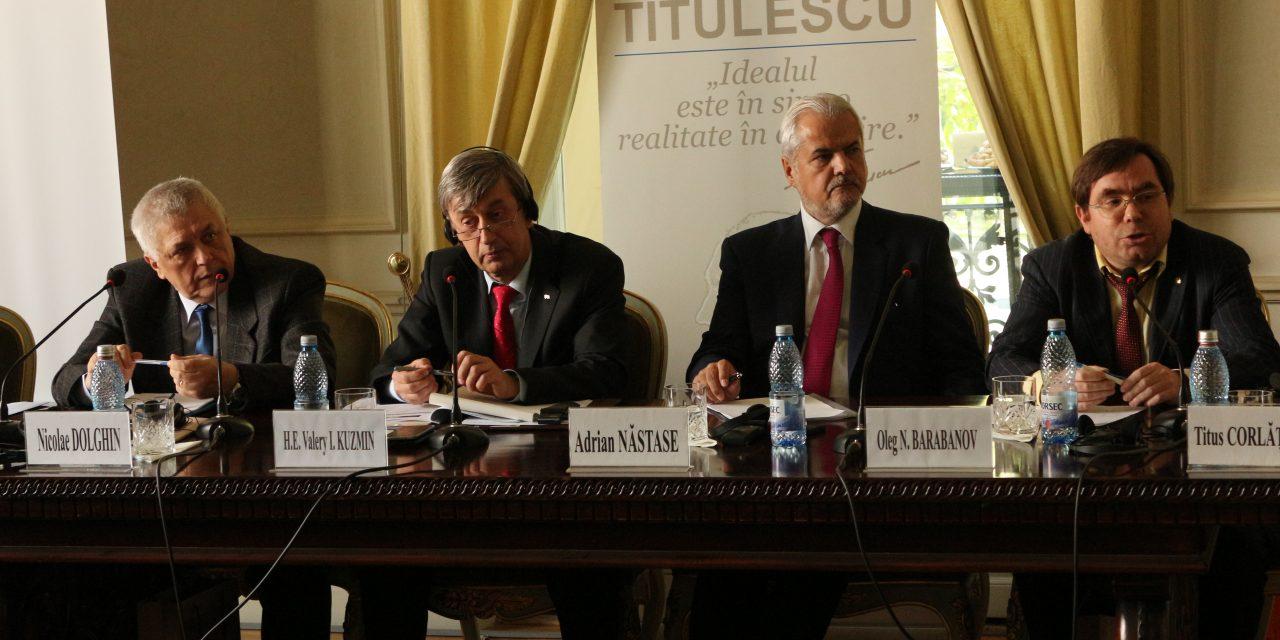 Relațiile româno-ruse din perspectiva documentelor de planificare strategică