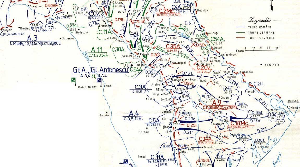 Alianțele strategice ale României și  interesul național (1939 – 1940). Campania anului 1941