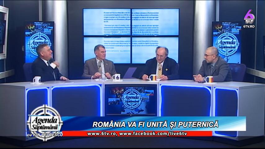 România va fi unită și puternică