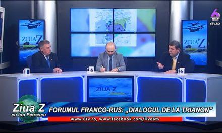 "Forumul franco-rus: ""Dialogul de la Trianon"""