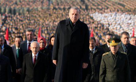 Zona Extinsă a Mării Negre, Turcia și NATO