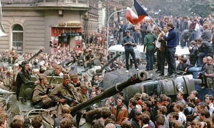 Praga 1968, văzută de la București