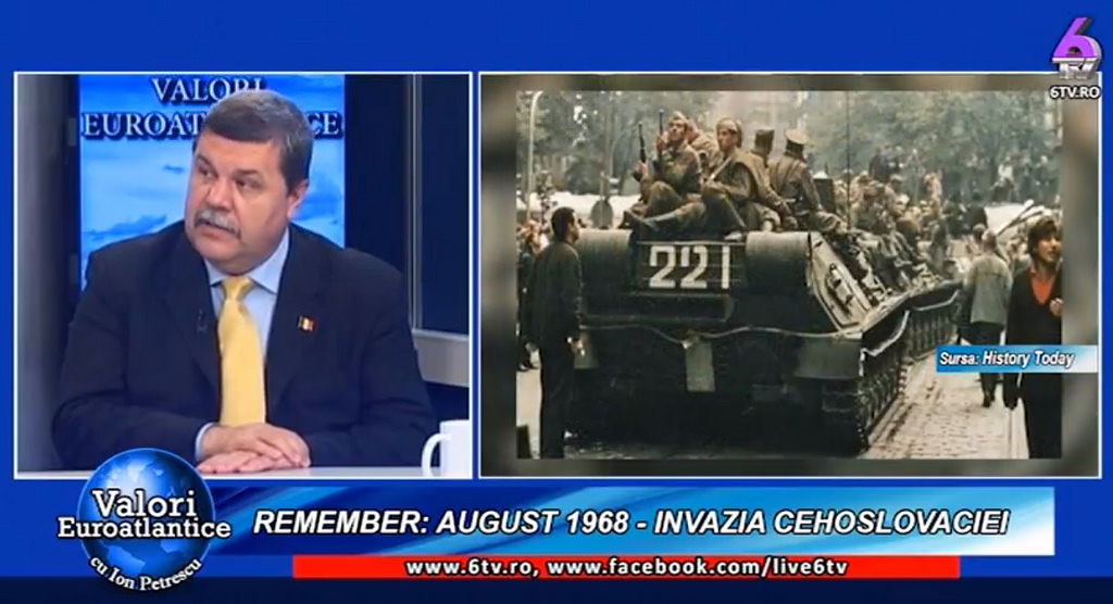 Remember: August 1968 – invazia Cehoslovaciei