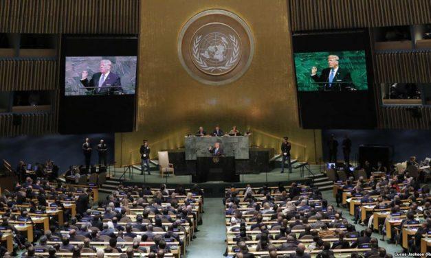 Priorități la a 73-a Adunare Generală a ONU
