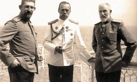 Relațiile politico-militare și diplomatice româno-ruse în Primul Război Mondial (1914 – 1918)*