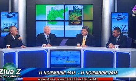 11 Noiembrie 1918 – 11 Noiembrie 2018