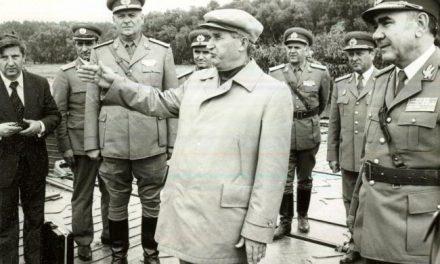 KGB versus Securitate. Comploturile politico-militare din epoca Ceaușescu și relevanța lor în erodarea încrederii regimului*