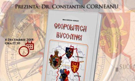 Geopolitica Bucovinei