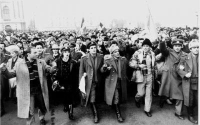 Căderea ultimului bastion comunist. București, 21 – 22 Decembrie 1989*