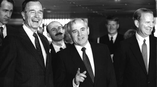 Summit-ul de la Malta (2-3 decembrie 1989) și reconfigurarea sistemului de relații internaționale*
