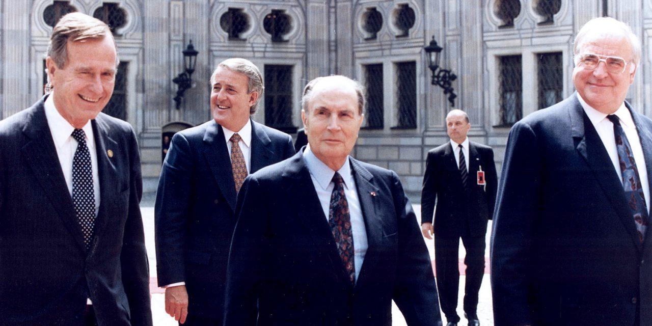 Construcția europeană și summit-ul franco-sovietic de la Kiev (6 decembrie 1989) *