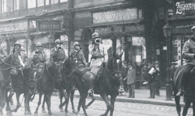 În apărarea României Mari (august 1919)