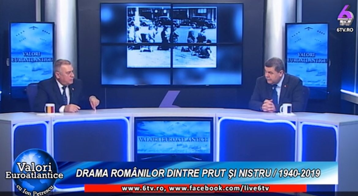 Drama românilor dintre Prut și Nistru (1940 – 2019)