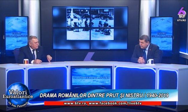 Drama românilor dintre Prut și Nistru (1940 — 2019)