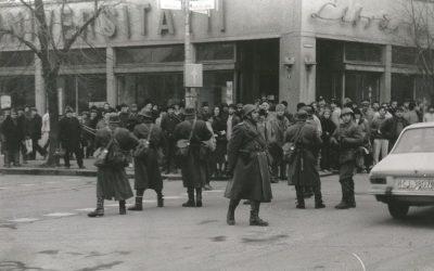 Armata Română și prăbușirea comunismului (Decembrie 1989)*