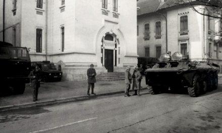 Timișoara, începutul sfârșitului. Decembrie 1989*
