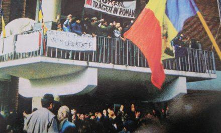Reșița în vâltoarea Revoluției Române din Decembrie 1989*