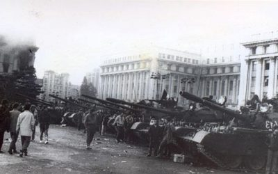 Eșecul unui regim și revolta asupriților (Decembrie 1989)*
