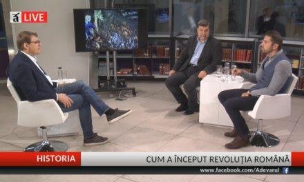 Cum a început Revoluția Română