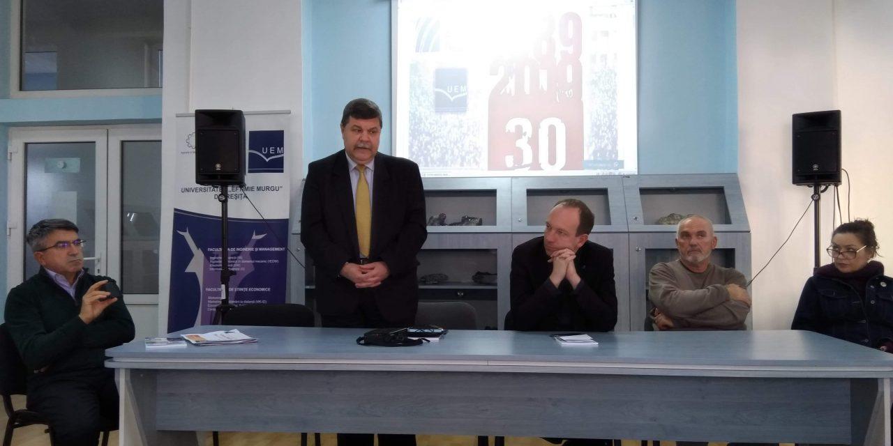 Reșița – 30 de ani de la Revoluția Română din Decembrie 1989