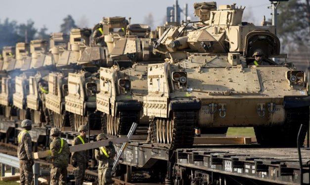 Defensiva NATO în Europa de Est