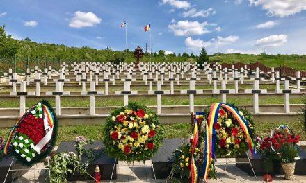 Omagiu pentru Eroii Români căzuți în Bătălia de la Țiganca (4 – 12 iulie 1941)