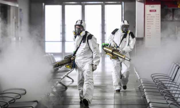 Pandemia ca început