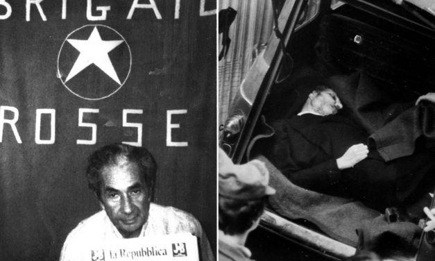 """Câinele va muri mâine!"". Cazul Aldo Moro (1)*"