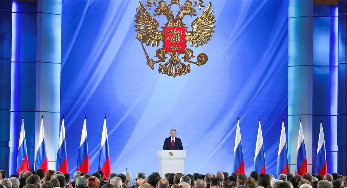 Rusia, ca inutilă imagine a inamicului